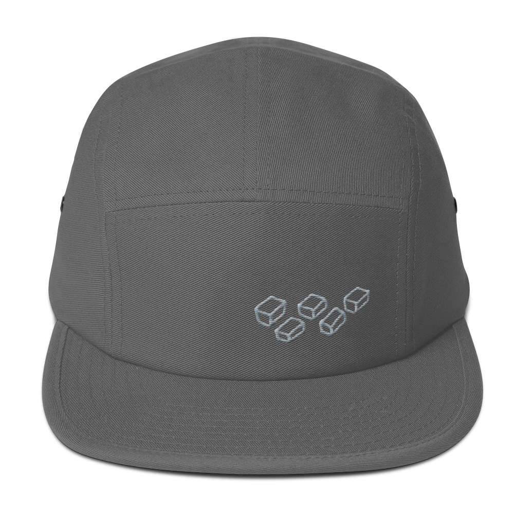 Five Panel Wooldemar Cap