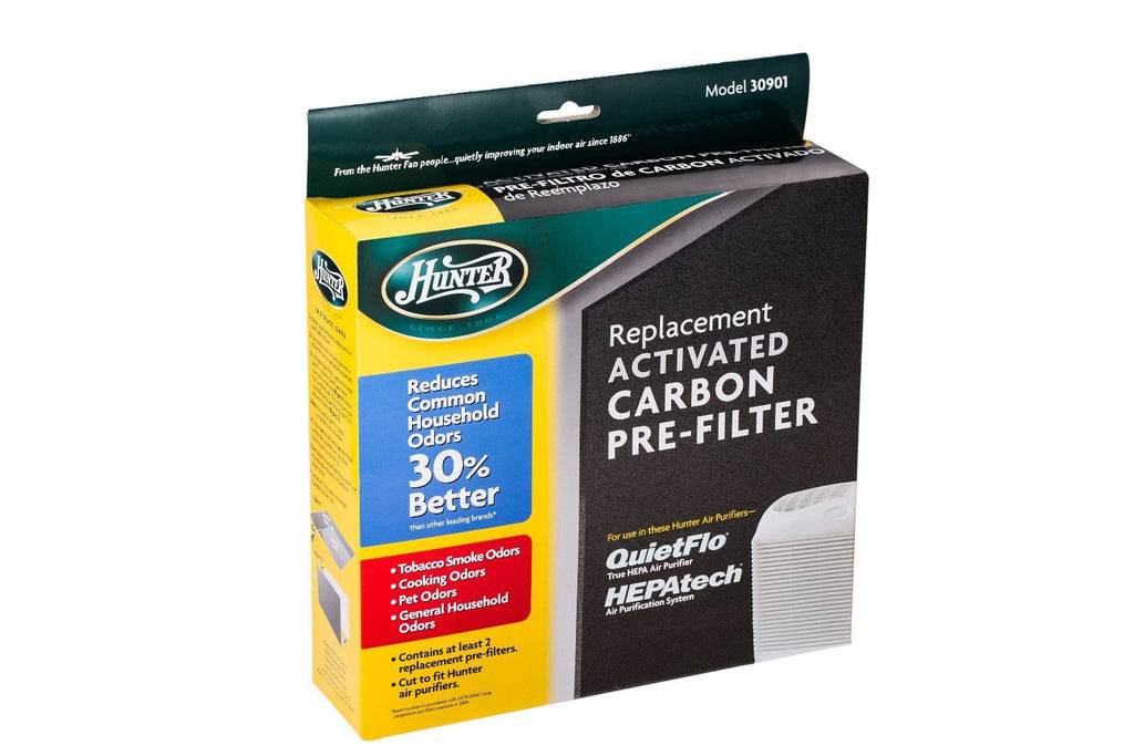 Hunter 30901 Universal Carbon Pre-Filter