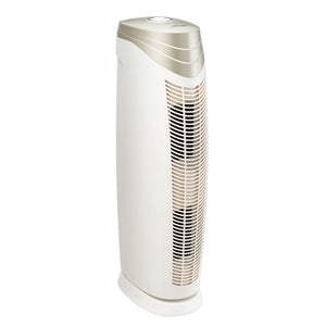Hunter HEPA+ Air Purifier with Viro-Silver Technology for Large Rooms HT1701 (champagne/white)