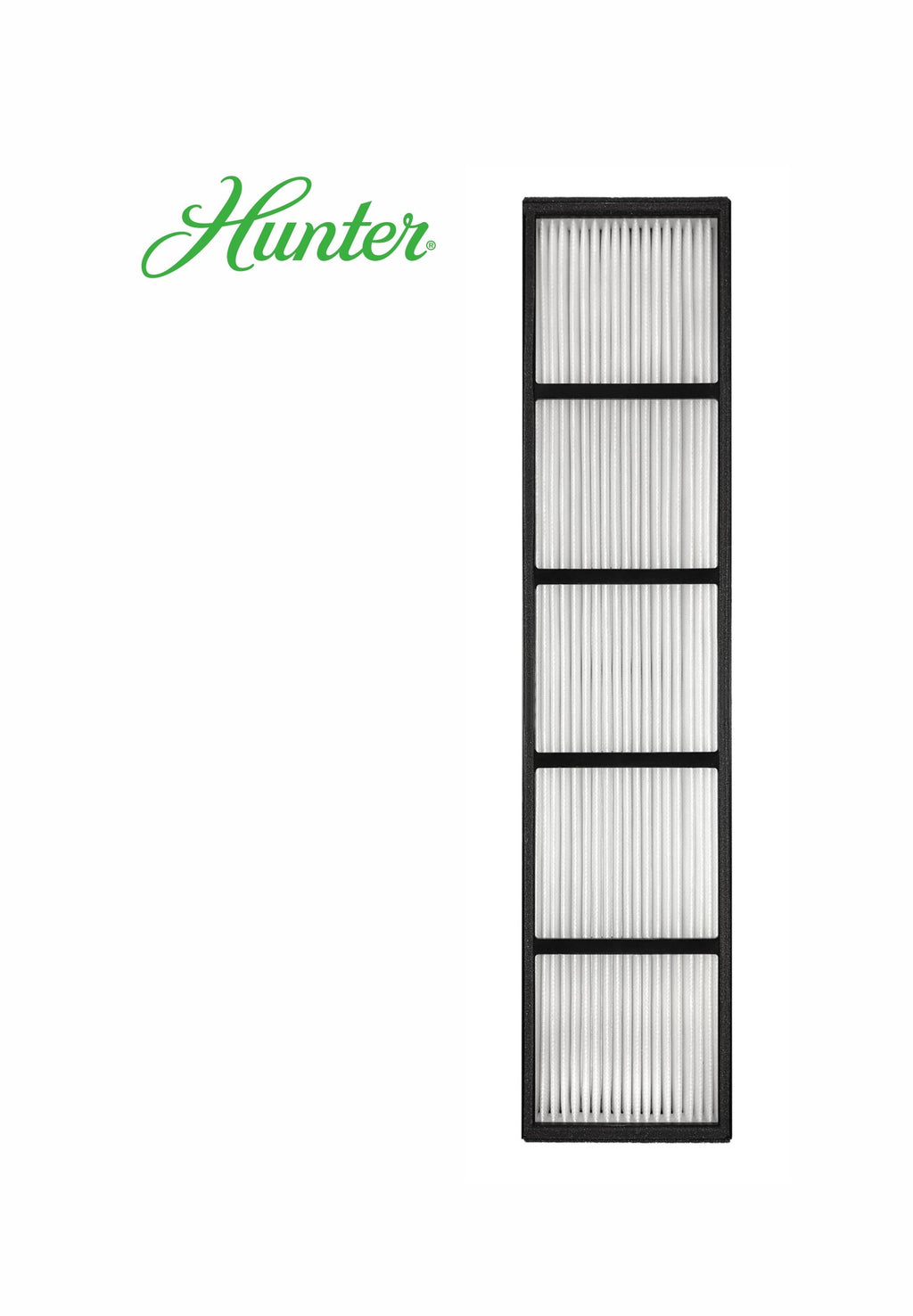 Hunter F1701HE/PM cleanable HEPA Replacement Filter for HT1701 (30613)