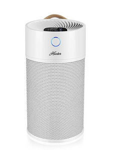 【NEW!】Hunter TrueHEPA 99.99% Cylinder Air Purifier HT1811 for large rooms (white)