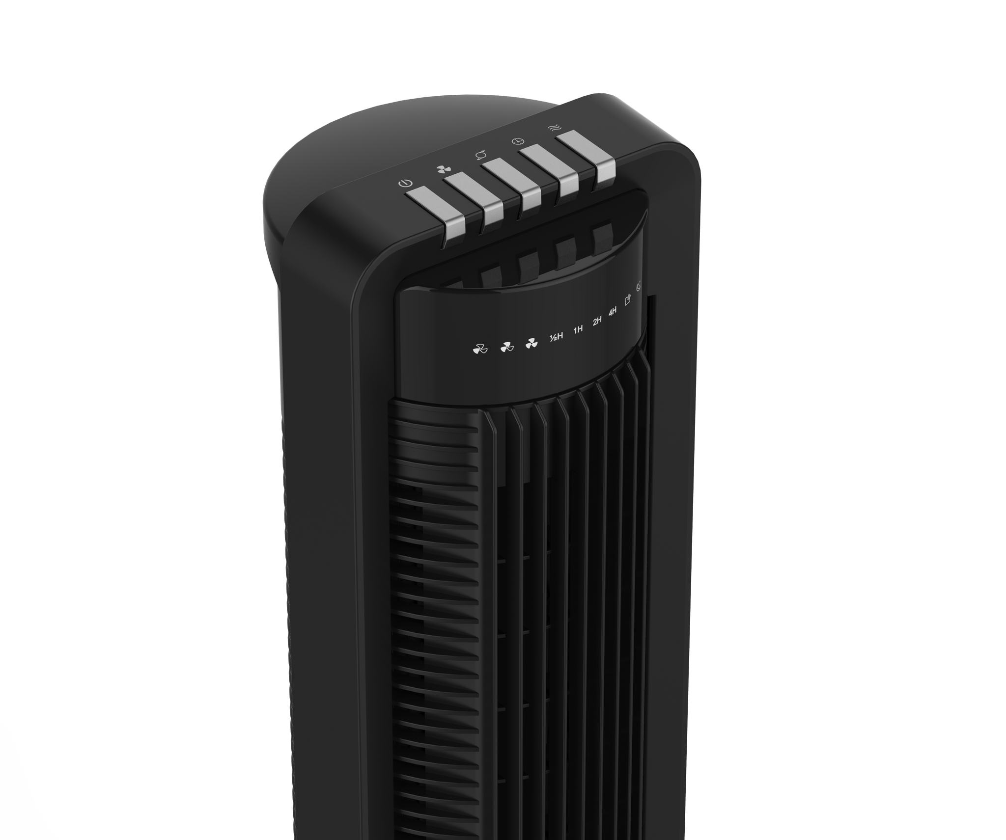 Tower Fan for medium size room with Gliding Grille Technology (Model No.: X01A)