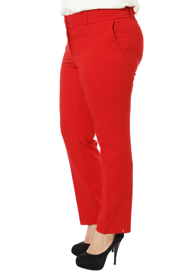 Curve Ankle-length Pants