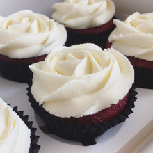 Load image into Gallery viewer, Red Velvet Cupcakes