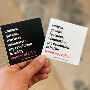 Revolution Stickers