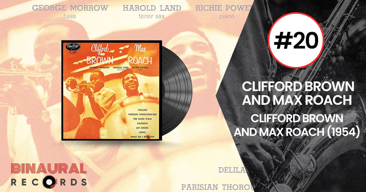 Clifford Brown And Max Roach - Clifford Brown And Max Roach - Essential Jazz Vinyl