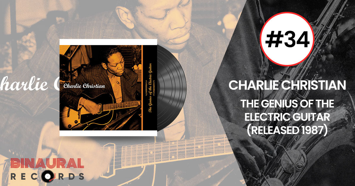 Charlie Christian - The Genius Of The Electric Guitar - Essential Jazz Vinyl