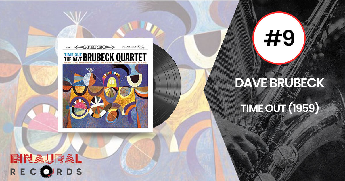 Dave Brubeck - Time Out - Essential Jazz Vinyl