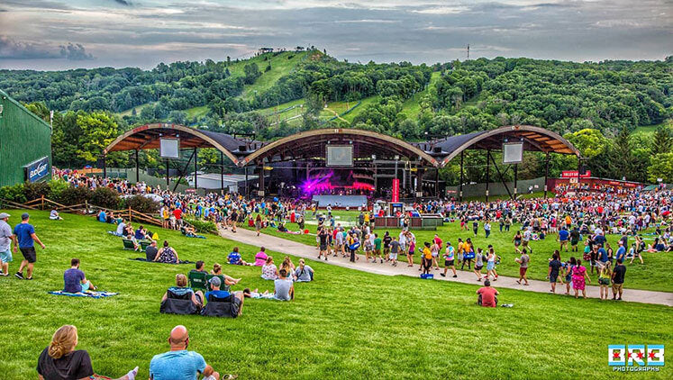 #7 - Alpine Valley Music Theatre East Troy, WI - Best Outdoor Concert Venues