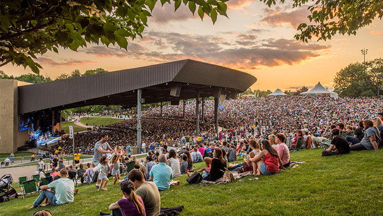 #22 - Bethel Woods Center for the Arts - Best Outdoor Music Venues