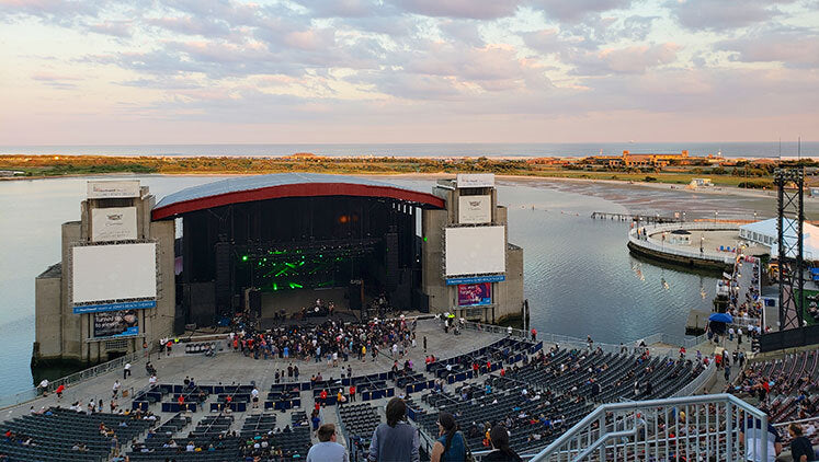 #9 - Jones Beach Theater Wantagh, NY - Top Outdoor Venues in US