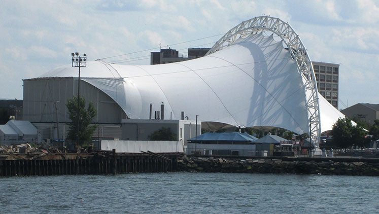 #24 - Leader Bank Pavilion Boston, MA - Top Music Venues in US