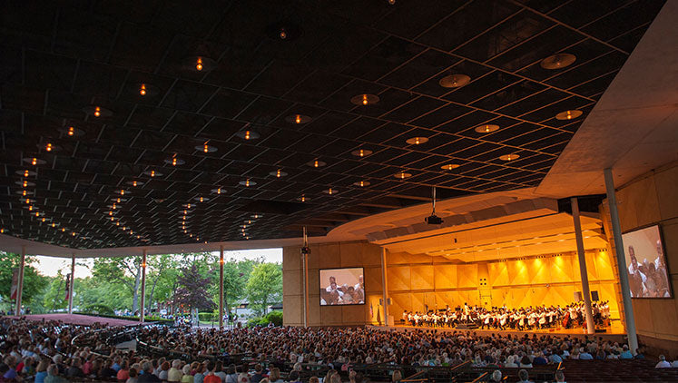 #15 - The Pavilion at Ravinia Highland Park, IL - Top Outdoor Music Venues