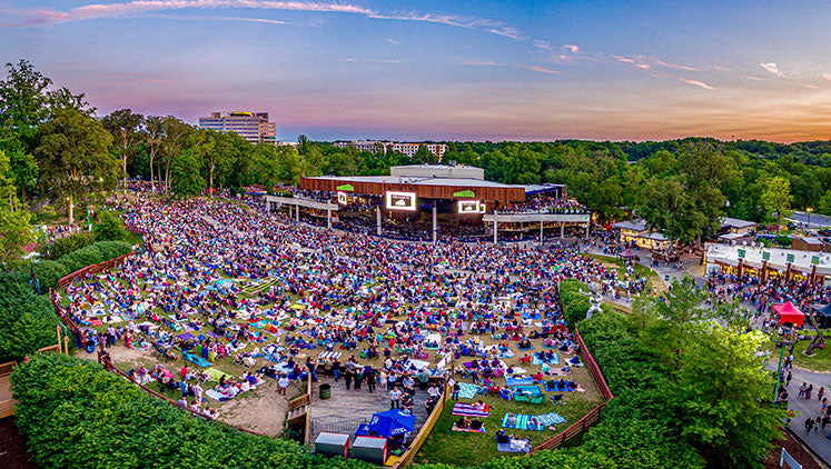 #16 - Merriweather Post Pavilion Columbia, MD - Top US Outdoor Music Venues