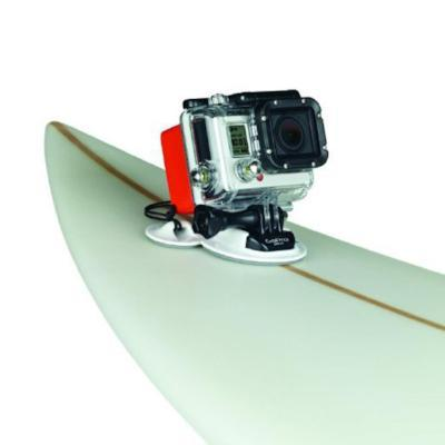 Surfboard sticky kit for action camera - Endless Tube Surf Shop