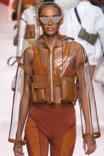 Load image into Gallery viewer, Chamarra Fendi babe