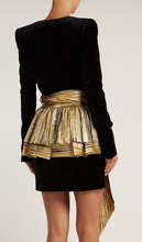 Load image into Gallery viewer, Vestido Gold