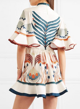 Load image into Gallery viewer, Vestido Floral Nostalgia