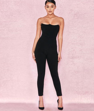 Jumpsuit Black n Black