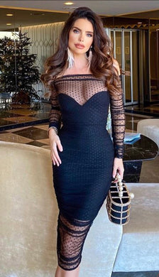 Vestido Black Cocktail