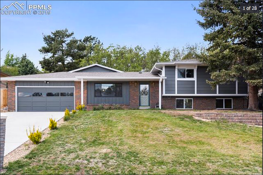 Closed - 2444 Virgo Drive, Colorado Springs 80906