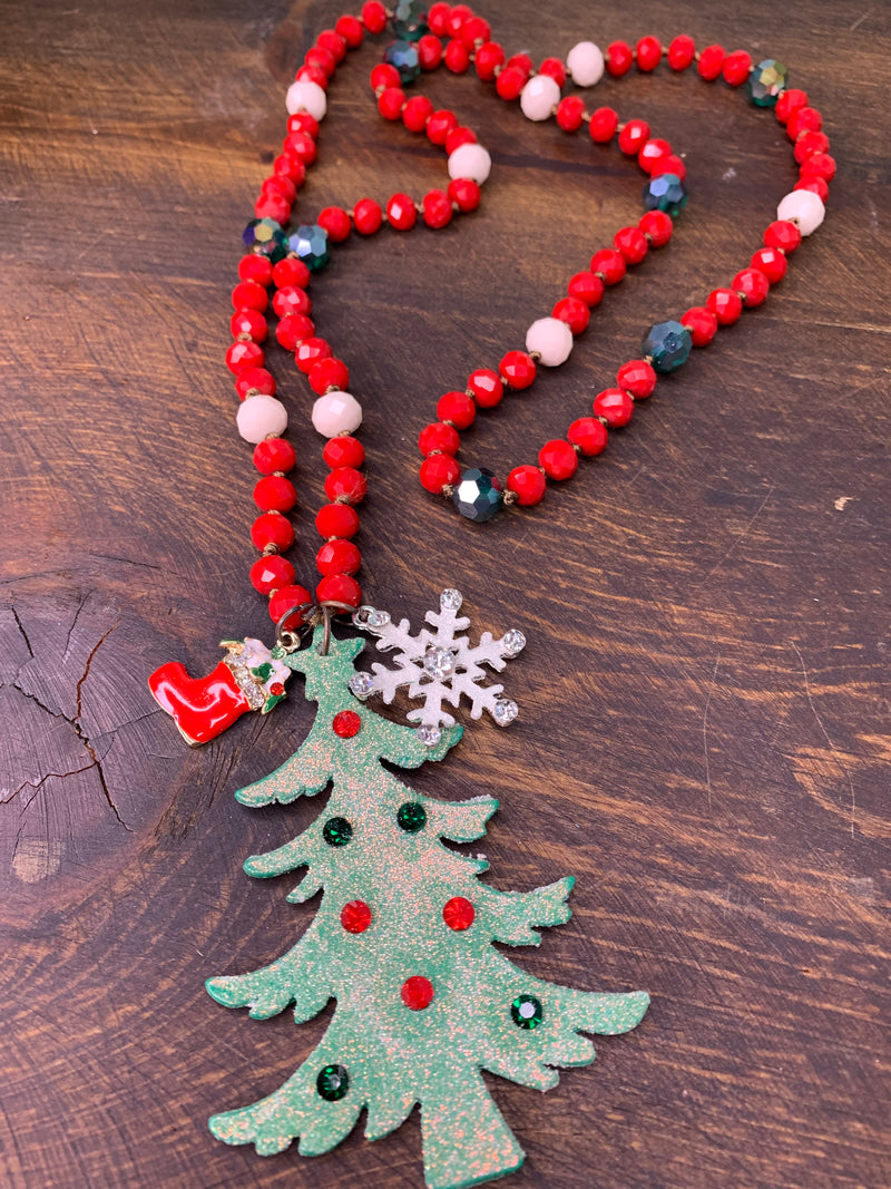 All About Xmas Necklace