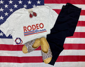 Rodeo Momma T-Shirt