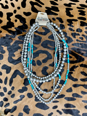 Brazos Bends Necklace
