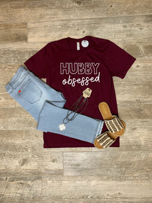 Hubby Obsessed T-shirt