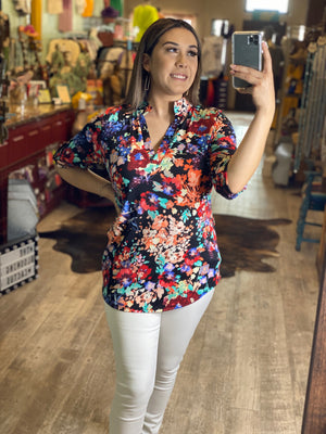 Floral Love Top