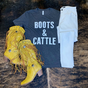 Boots & Cattle T-shirt