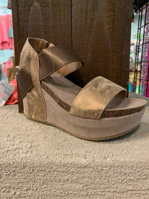 Gold Rush Wedges