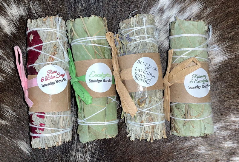 Sage Smudge Bundle