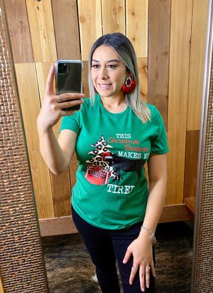 Christmas Business Tshirt