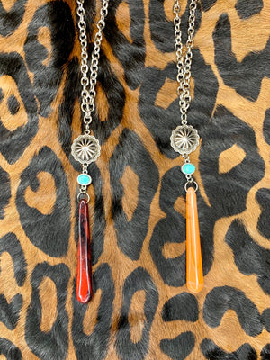 Wrangler Necklace