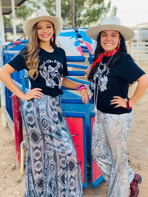 2020 West Of The Pecos Rodeo T-Shirts