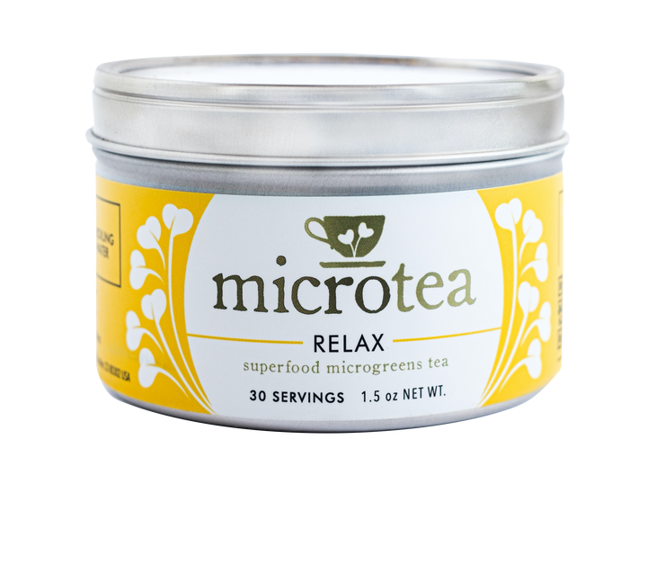 Relax - Tea - Microtea