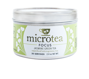 Focus - Tea - Microtea