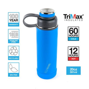 Insulated Water Bottle With Tea Strainer - 24 OZ - Microtea