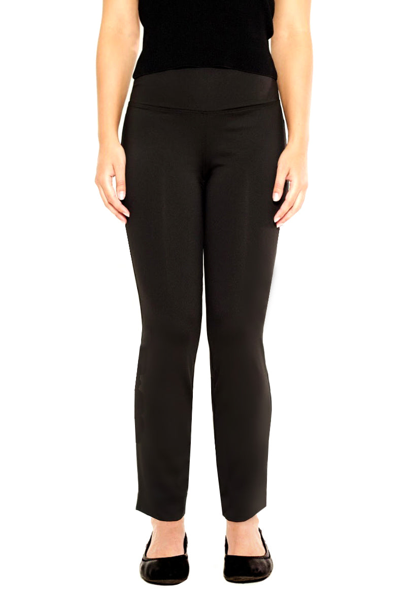 Basic Black Slim Pants