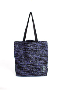 Tiny Chevron Tote Bag