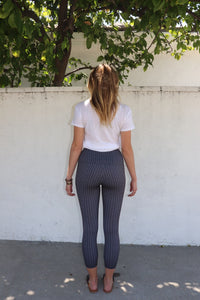 Herringbone 7/8 Leggings