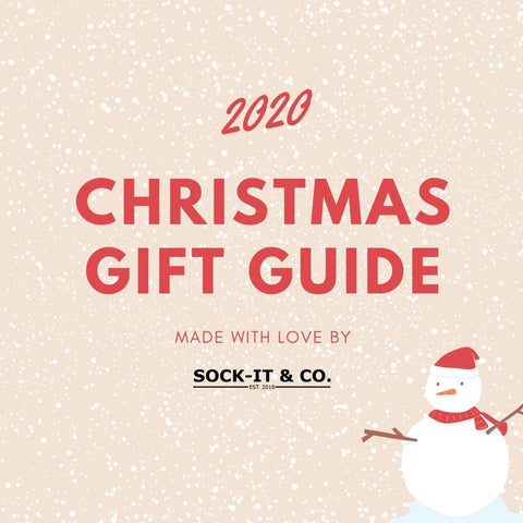SOCK-IT & CO. 2020 CHRISTMAS GIFT GUIDE