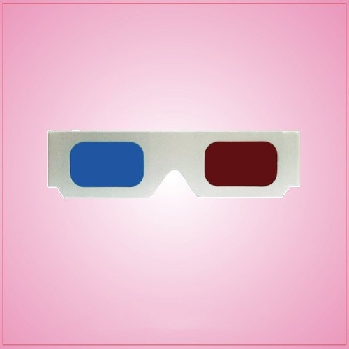 3D Glasses Cookie Cutter