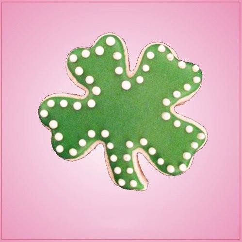 4 Leaf Clover Cookie Cutter