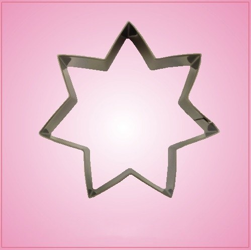 7 Pointed Star Cookie Cutter USA Made