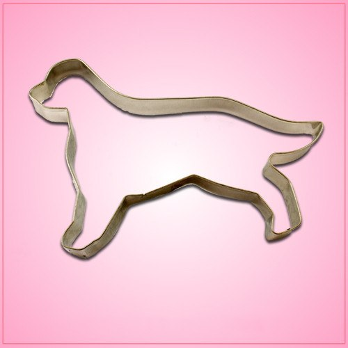American Water Spaniel Cookie Cutter Made in USA