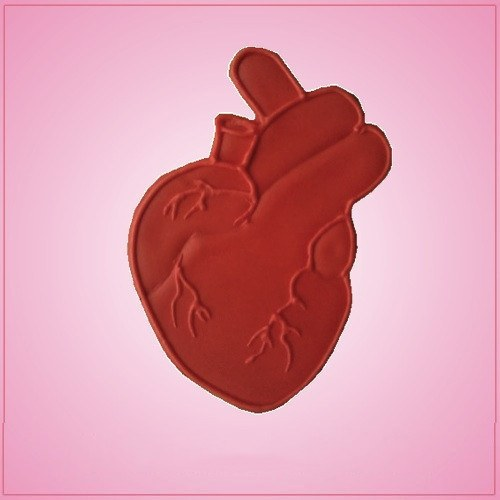 anatomical heart cookie cutter - cheap cookie cutters, Human Body