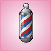 Barber Pole Cookie Cutter