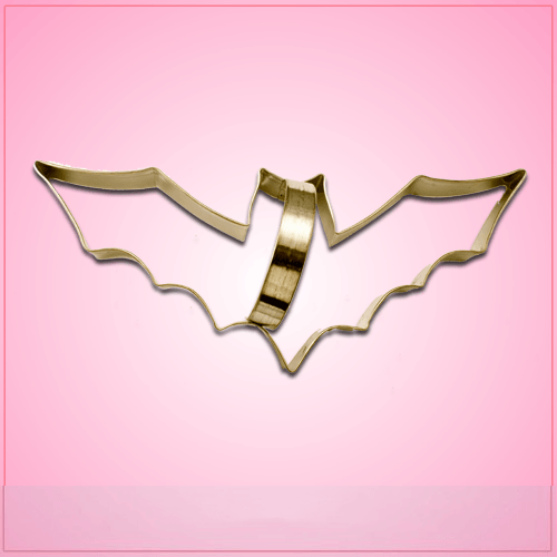Bat Cookie Cutter with Handle